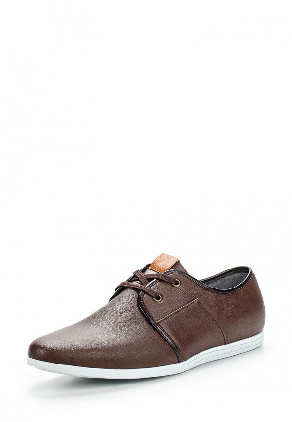 Туфли Elong EL0130 коричневые