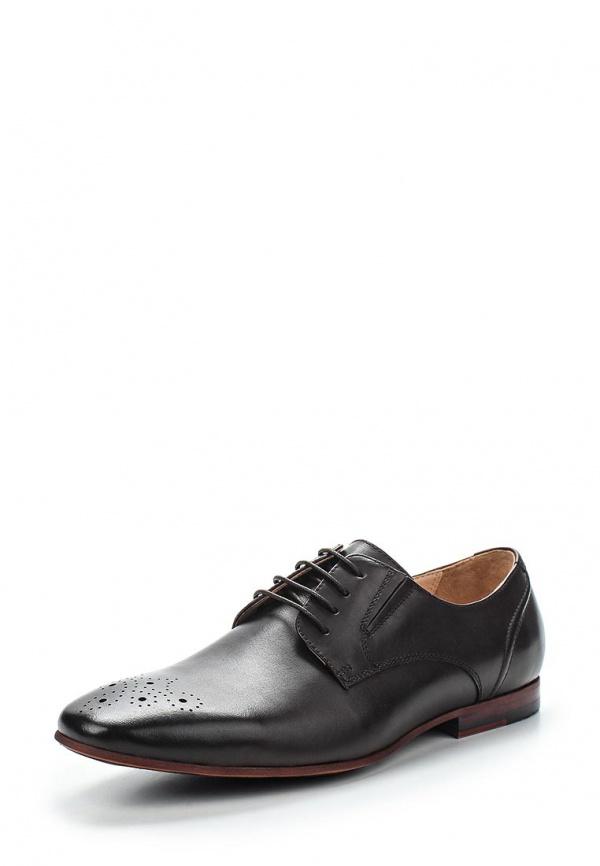 Туфли Mascotte 22-513202-0109 коричневые