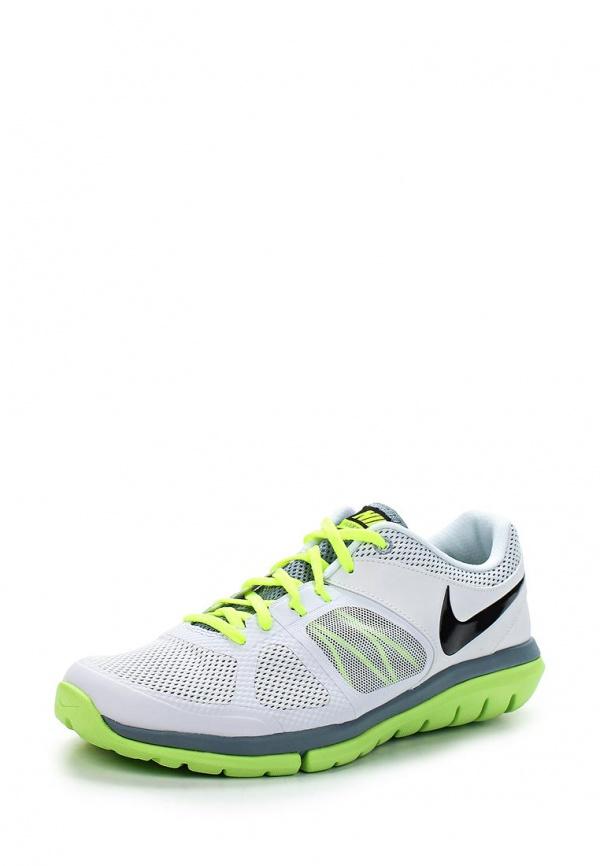 Кроссовки Nike 642800-101 серые