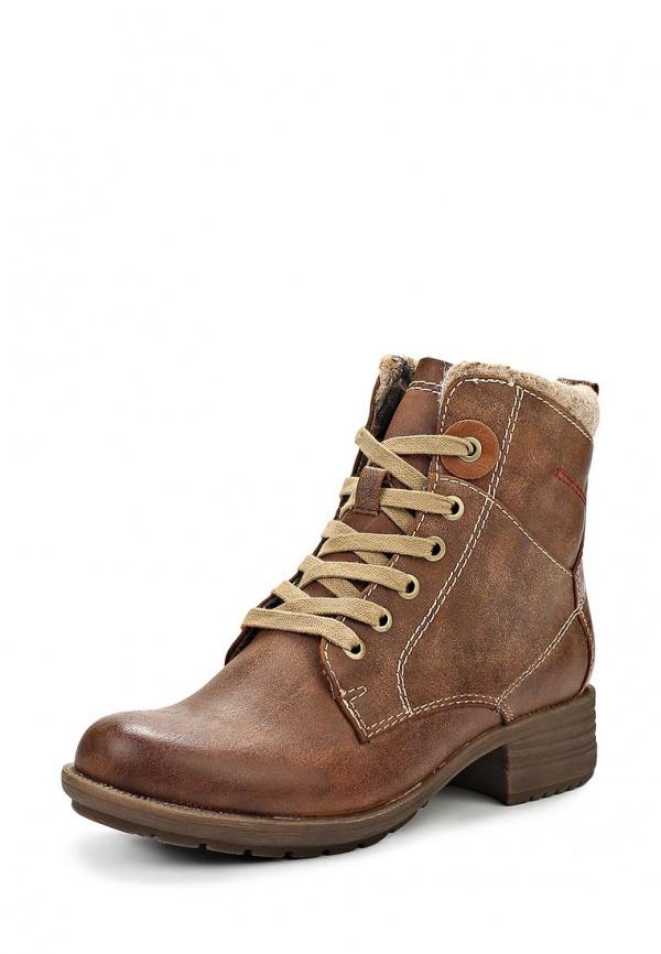 Ботинки Marco Tozzi 2-2-25201-23 366 коричневые