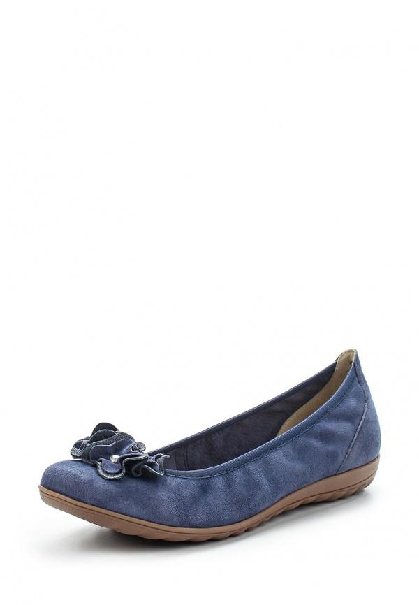 Балетки Caprice 9-9-22160-24-868 синие