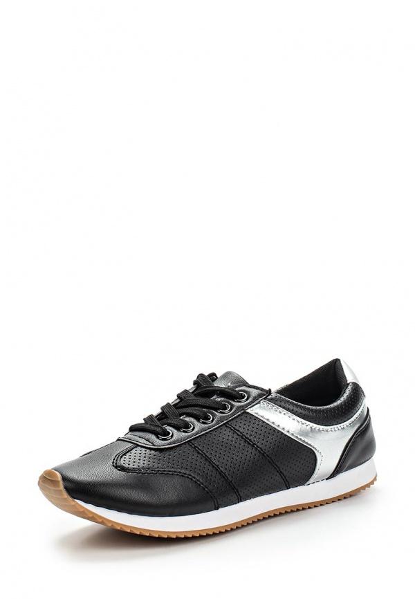 Кроссовки WS Shoes Am-851 чёрные