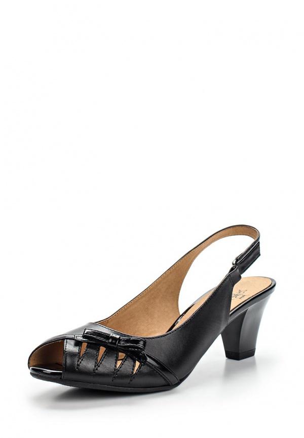 Босоножки Caprice 9-9-29607-24-001 чёрные
