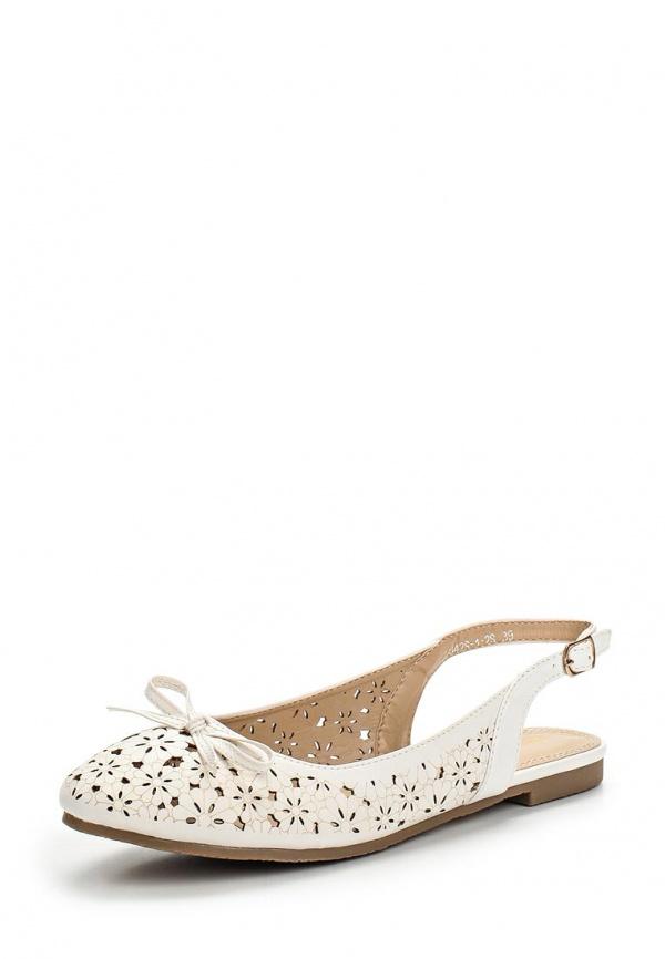 Туфли Daze 15342S-1-2S белые