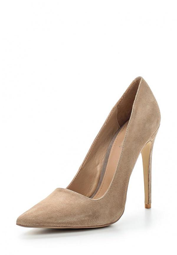 Туфли Mascotte 34-5101806-0608 бежевые