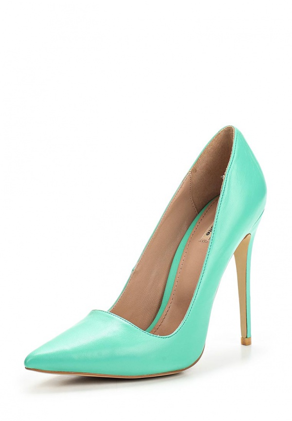 Туфли Mascotte 34-5101806-0504 зеленые