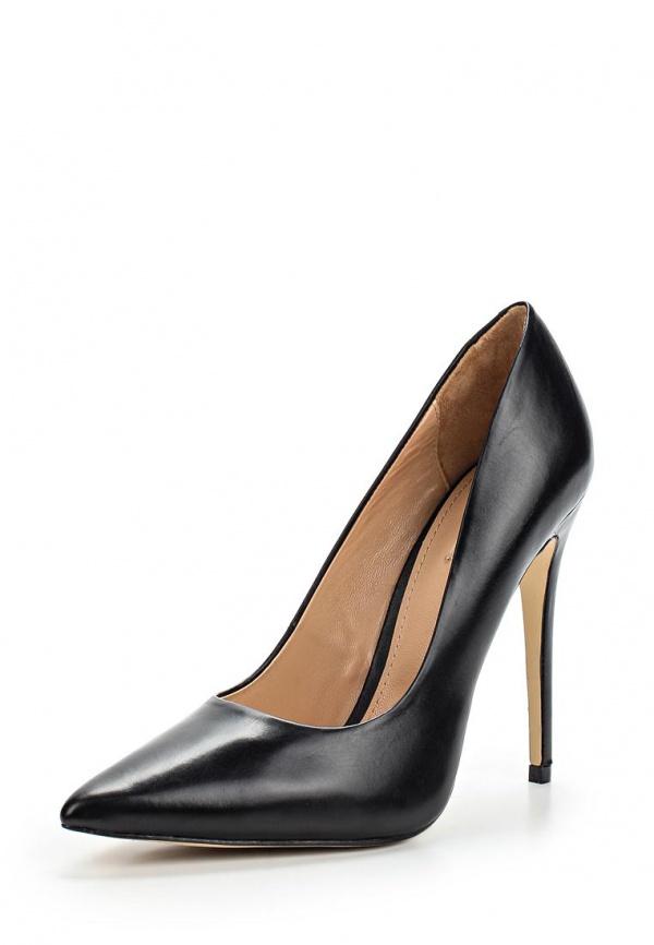Туфли Mascotte 34-5101807-1401M чёрные