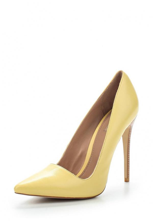 Туфли Mascotte 34-5101806-0518 жёлтые