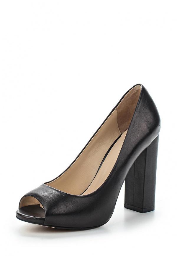 Туфли Mascotte 47-518701-0502 чёрные