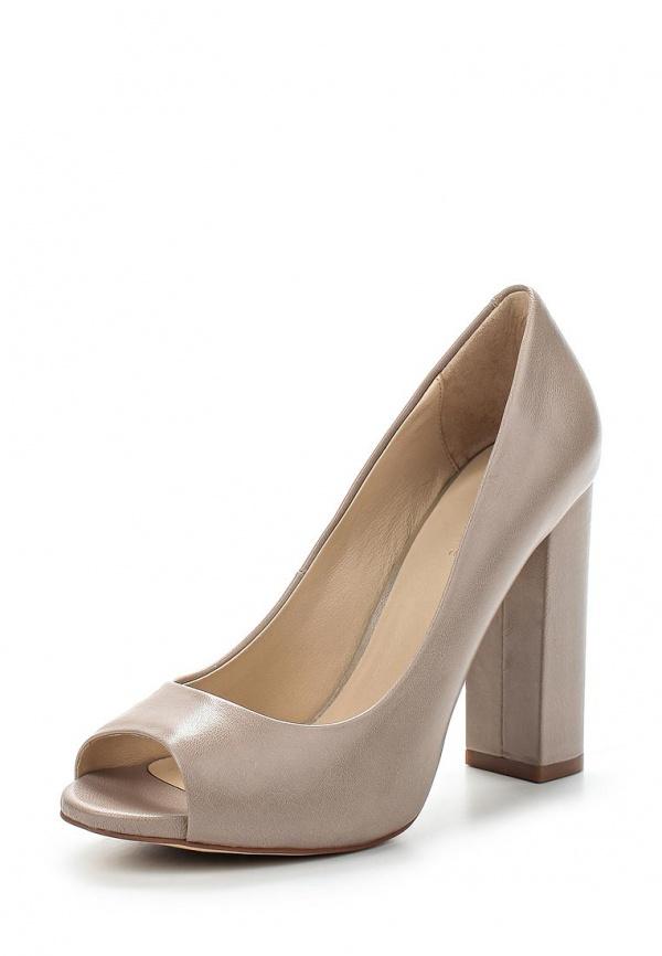 Туфли Mascotte 47-518701-0504 бежевые