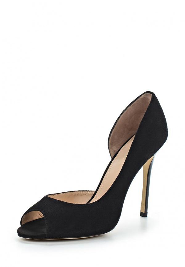 Туфли Mascotte 15-510102-0602 чёрные