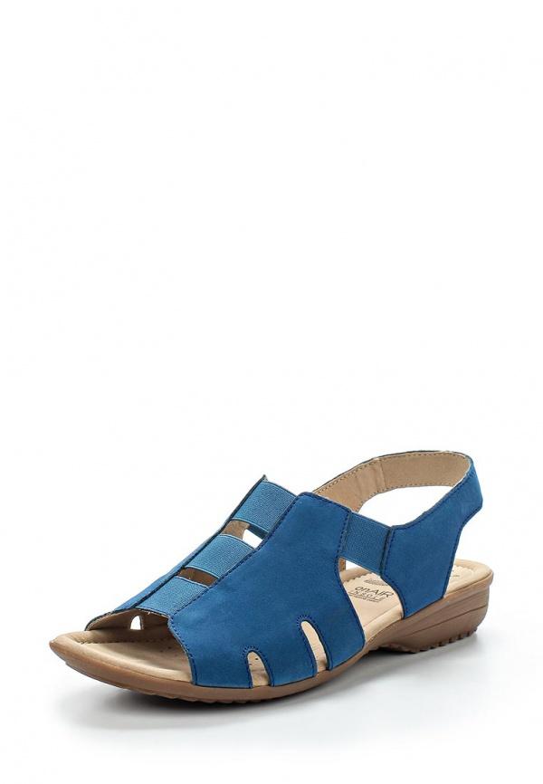 Сандалии Caprice 9-9-28656-24-843 синие
