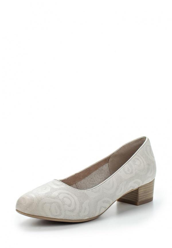 Туфли Caprice 9-9-22505-24-109 молочный