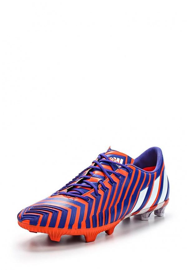 Бутсы adidas Performance B35452 фиолетовые
