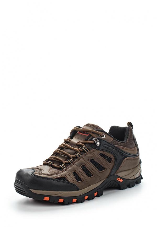 Кроссовки Ascot SH 2120-12 VORTEX коричневые