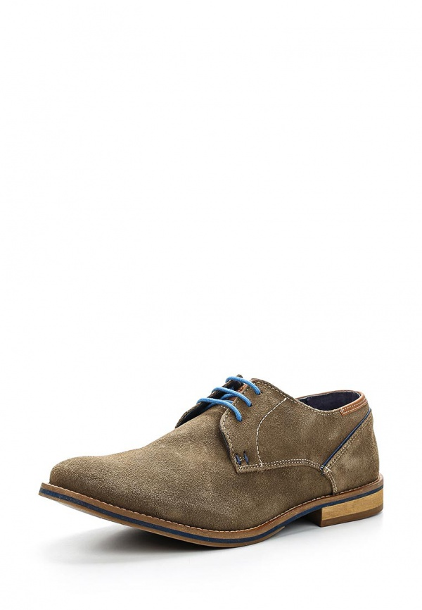 Туфли Beppi 2142681 коричневые