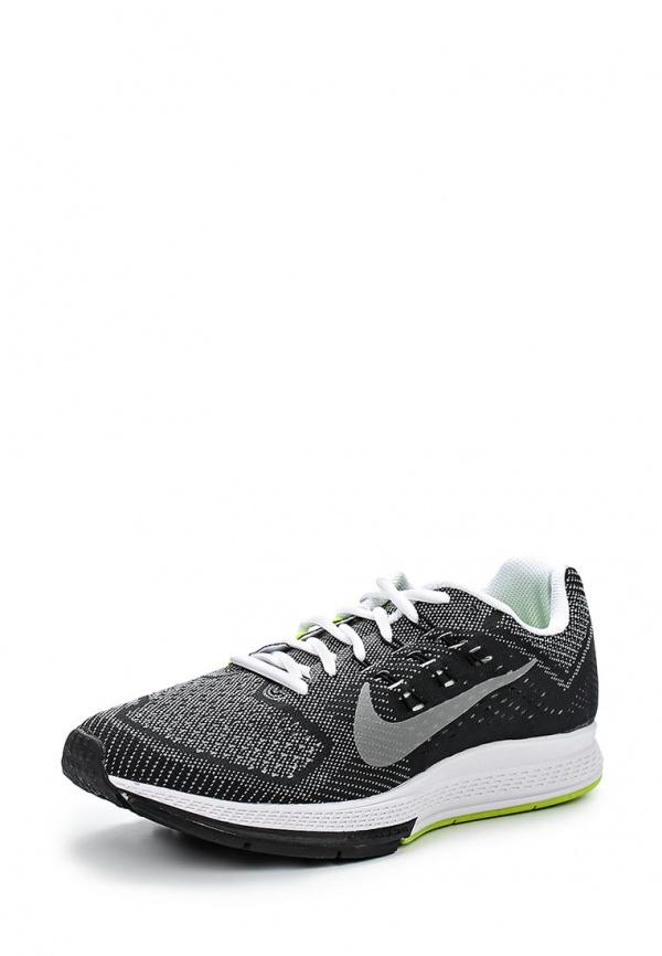 Кроссовки Nike 683731-100 серые, чёрные