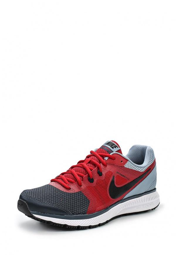 Кроссовки Nike 684488-016 красные, серые