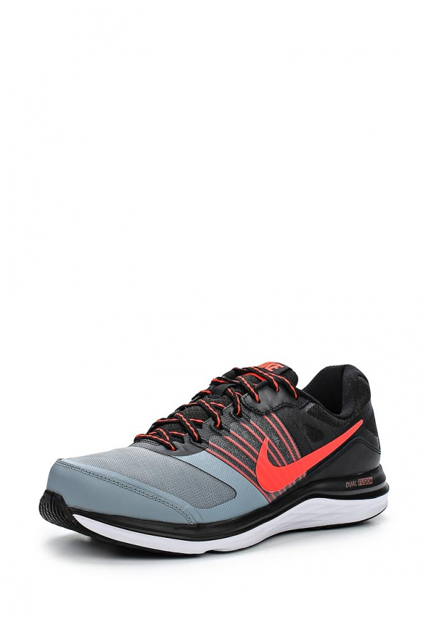 Кроссовки Nike 709558-003 серые, чёрные