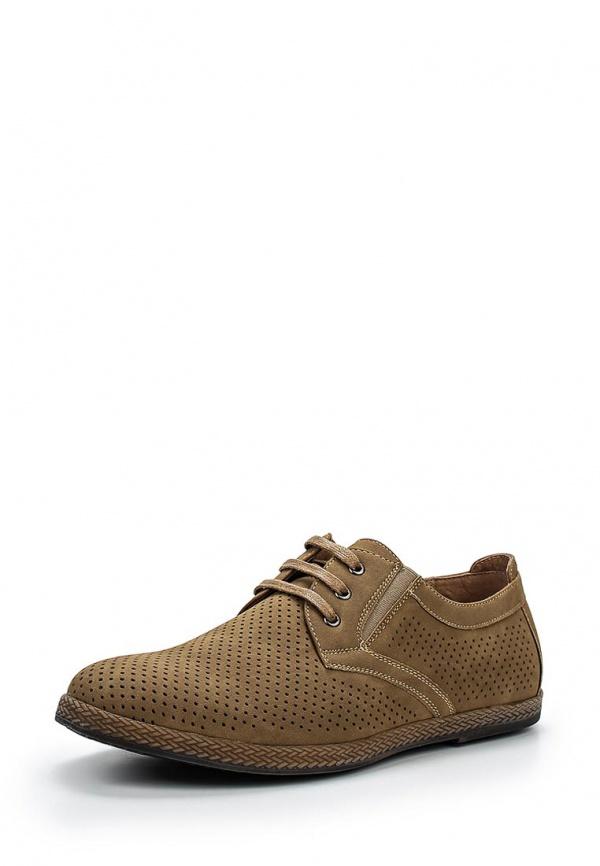 Туфли Tesoro 157004/04-02 коричневые