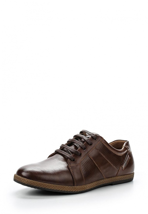 Туфли Tesoro 157007/01-03 коричневые