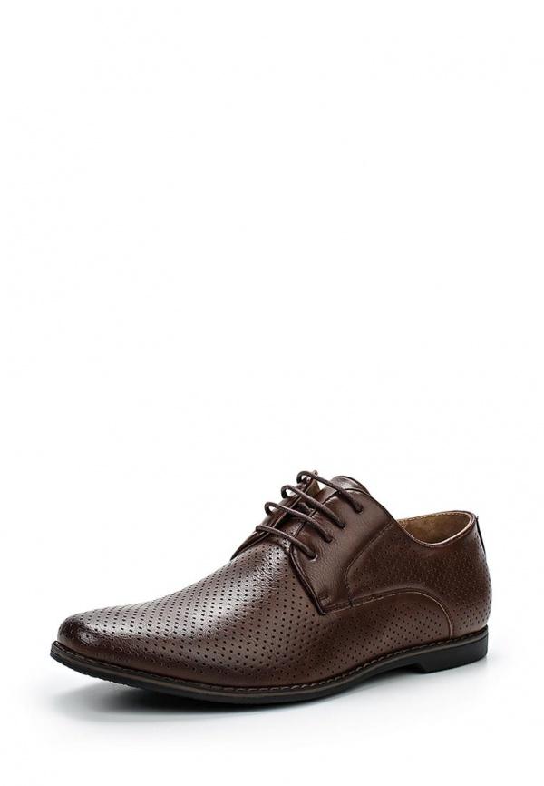 Туфли Tesoro 157012/01-02 коричневые