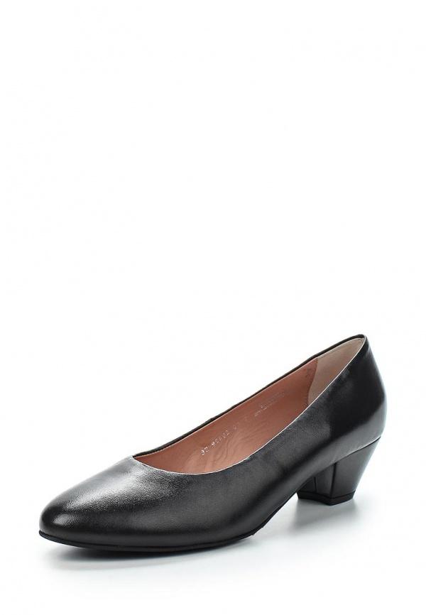 Туфли Salamander 32-99402-01 чёрные