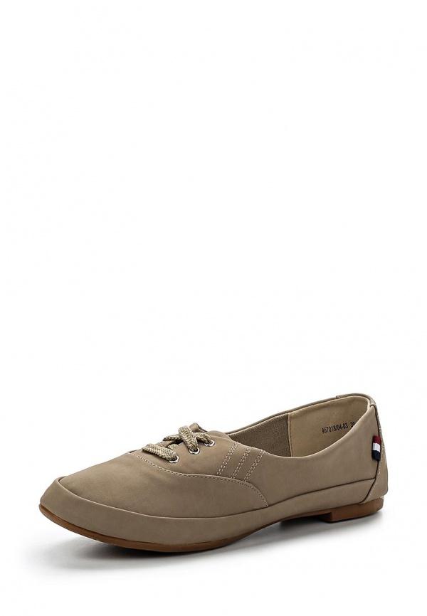 Ботинки J&Elisabeth 957018/04-03 бежевые