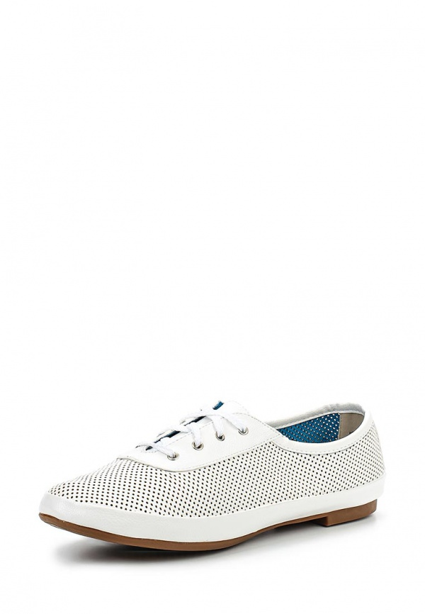 Ботинки J&Elisabeth 957018/06-02 белые