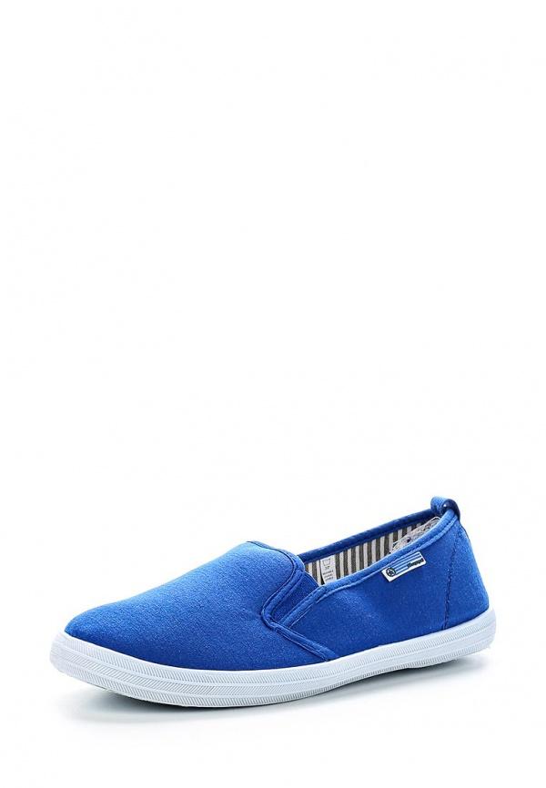 Слипоны Beppi 2135031 синие