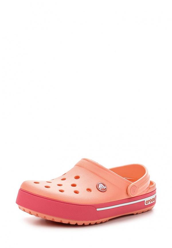 Сабо Crocs 12836-6IZ розовые