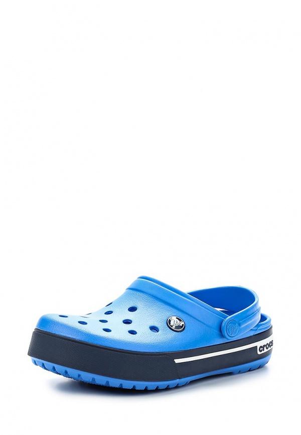 Сабо Crocs 12836-4J2 синие