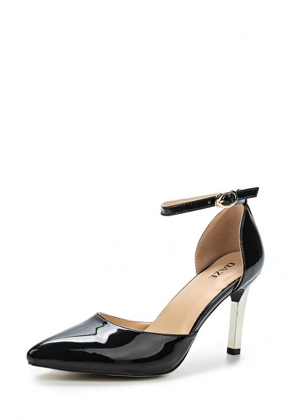 Туфли Daze 15374S-1-5S чёрные