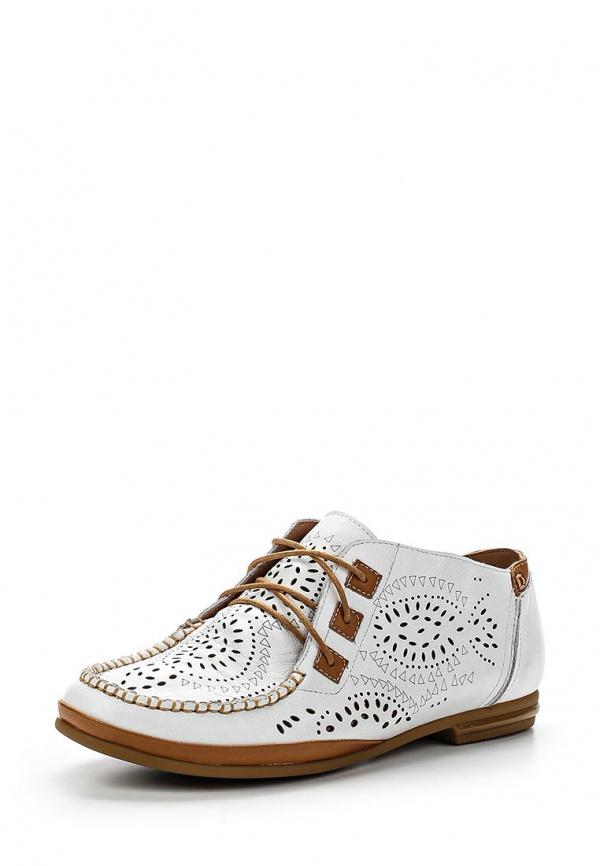Ботинки Provocante 53000-20 белые