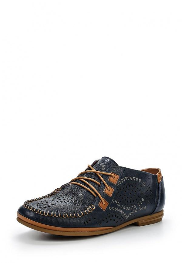 Ботинки Provocante 53000-44 синие