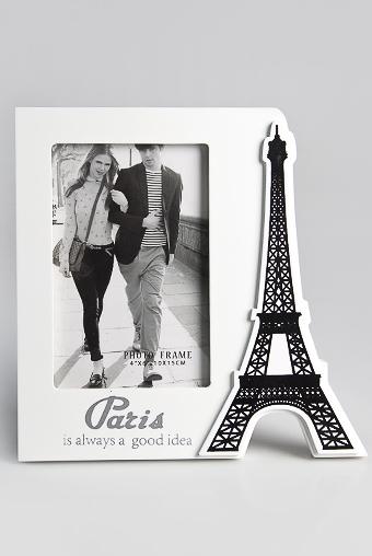 """Рамки для фотографий Красный куб Рамка для фото """"Любимый Париж"""""""