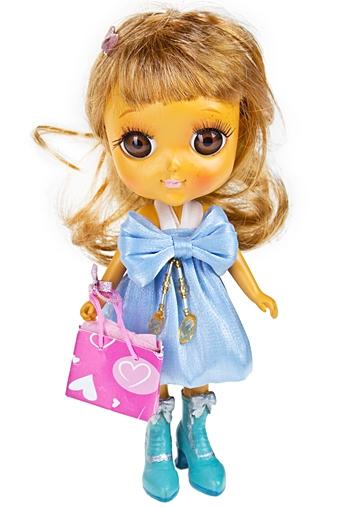"""Маленькие куклы Красный куб Фигурка """"Голубая мечта"""""""