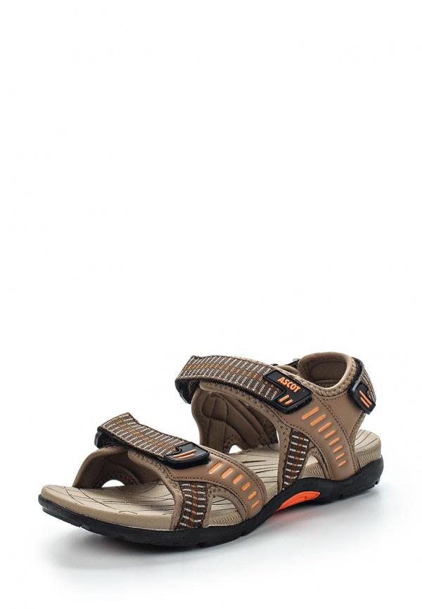 Сандалии Ascot SL 9479-03 JAVA коричневые