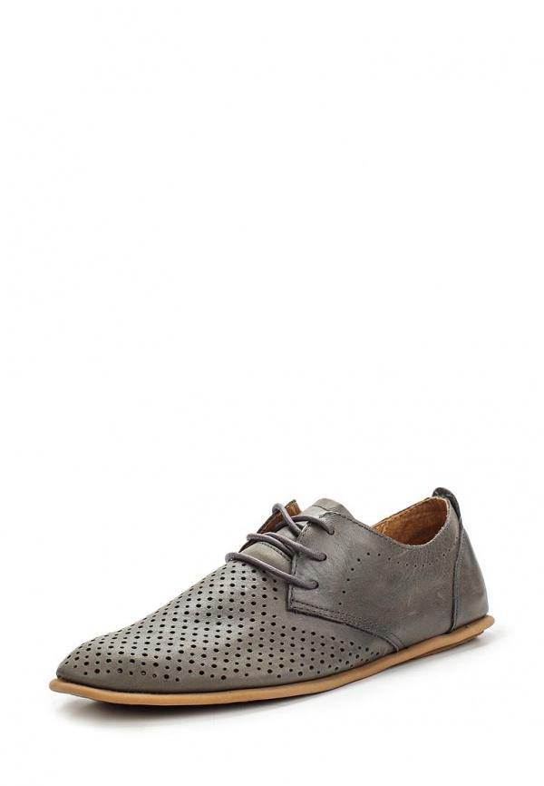 Туфли SHOIBERG 327-10-02-05 серые