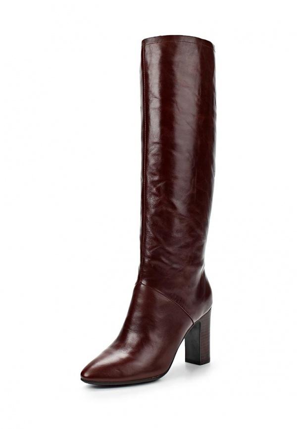 Сапоги Milana 122013-1-123V коричневые