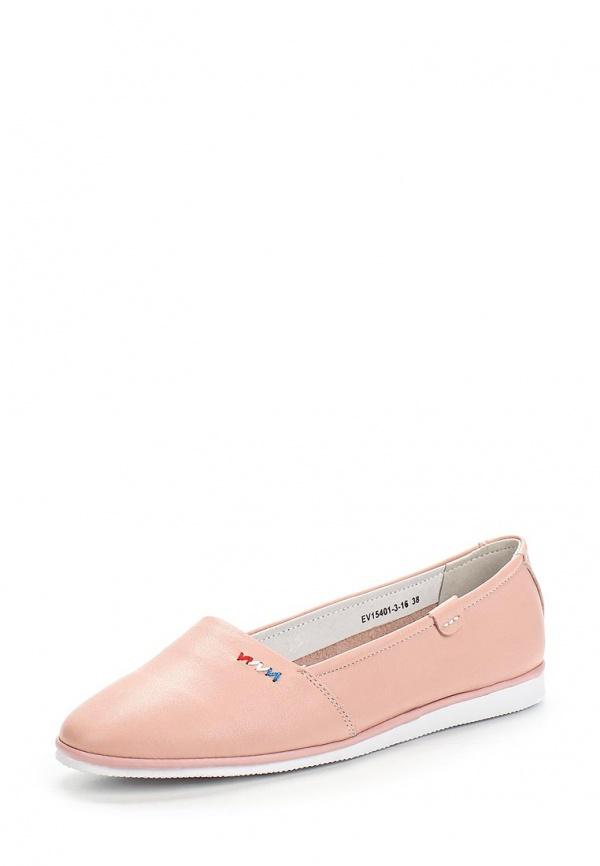 Туфли Evita EV15401-3-16 розовые