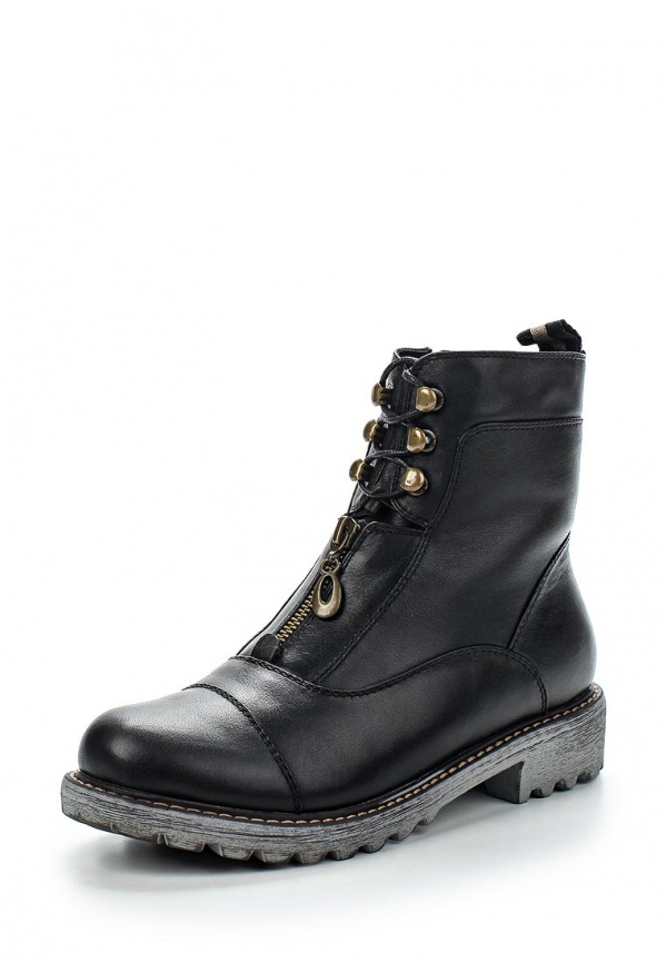 Ботинки Covani MX376-902 чёрные