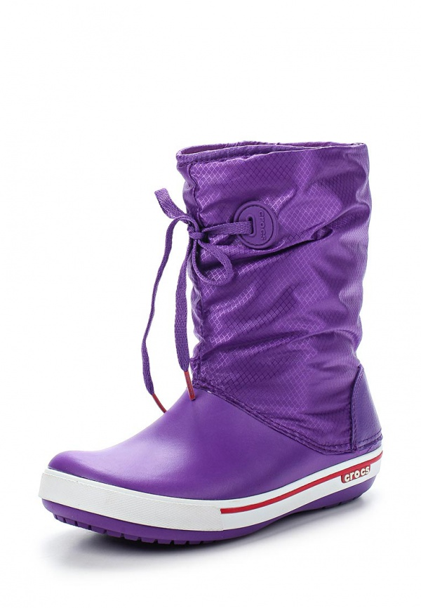 Дутики Crocs 14545-58S фиолетовые