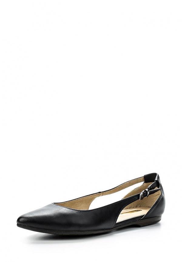 Туфли Tamaris 1-1-22125-24-015 чёрные