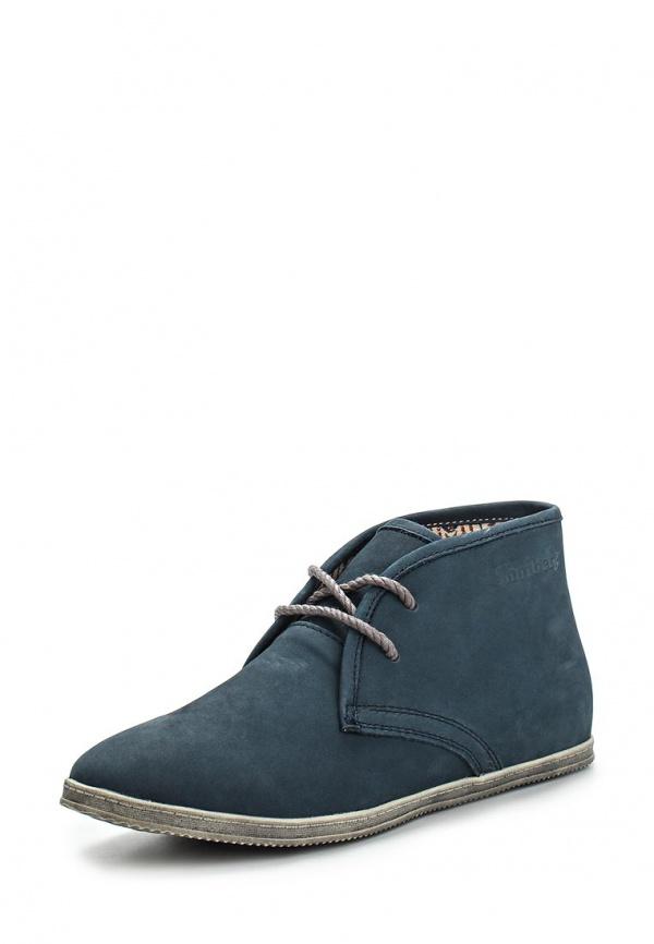 Ботинки SHOIBERG 427-12-03-16 синие