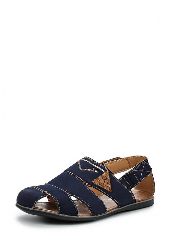 Сандалии Stesso 604-009CU-3A синие