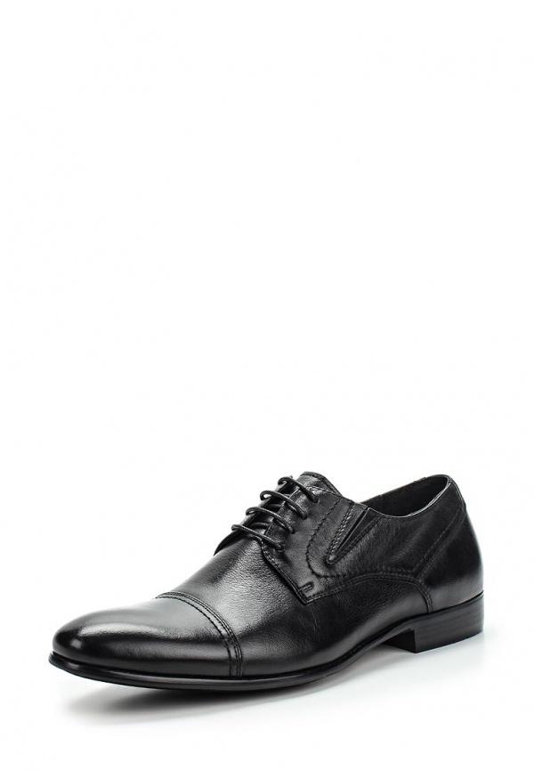 Туфли El Tempo RP12_856-02_BLACK чёрные