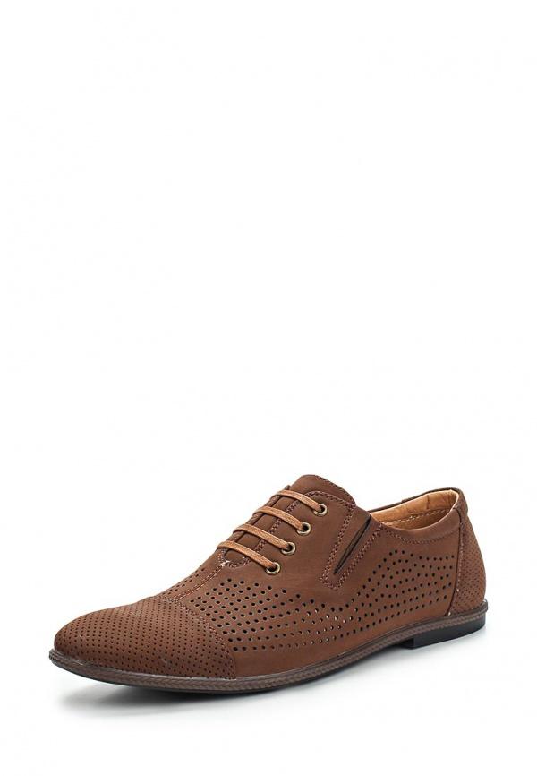Туфли Stesso 604-00A3Y-3A коричневые