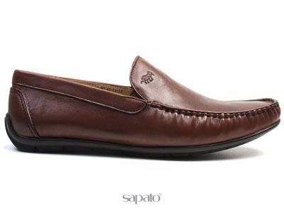 Ботинки El Tempo R323 011YC-01-82 BROWN Мокасины муж El Tempo коричневые