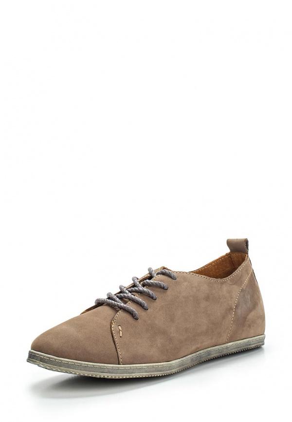 Ботинки SHOIBERG 427-12-02-04 бежевые